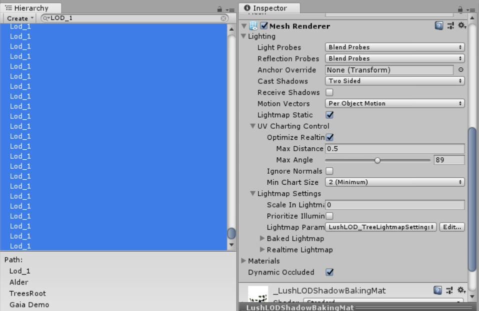Lightmap and Shadow Baking Tutorial (Unity 2018 1